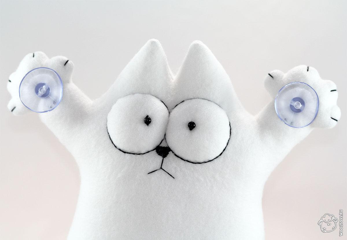 Кот саймона игрушку купить