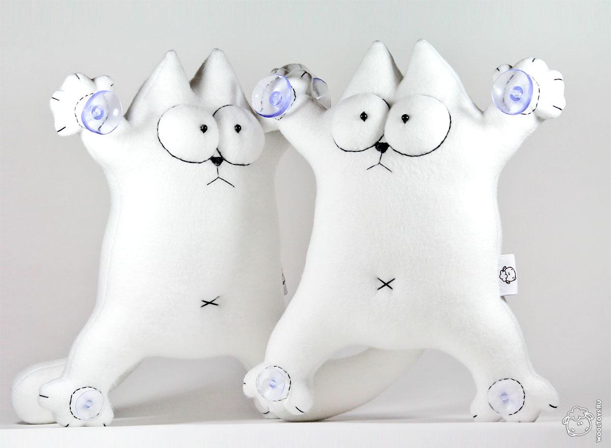 Кот мягкая игрушка купить минск