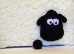 Обложка: овечка Ширли