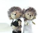Свадебные ёжики