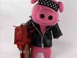 Свин по кличке Сутулый