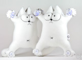 Мягкая игрушка «Кот Саймона» (Simon's Cat)