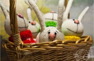 Зимние зайцы