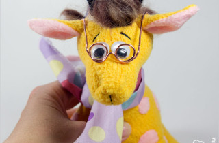 Жирафа Марта