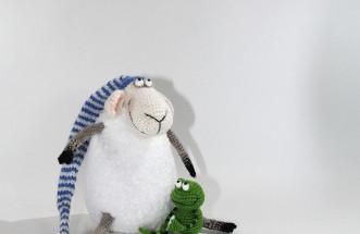 Барашек Расселл и лягушенок Франк